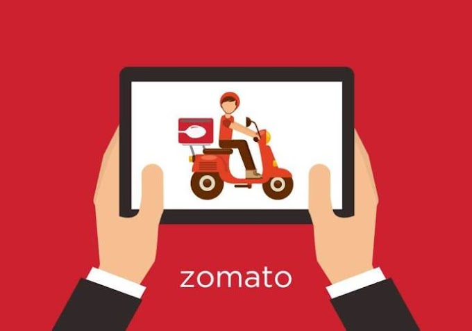 Join Zomato as delivery boy/partner  sampel post