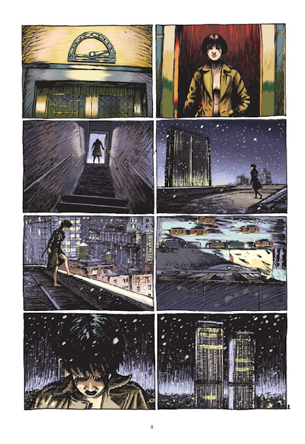 Bloody September Page 8 editions Casterman collection KSTR