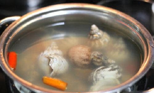 Thử sức làm ốc nướng muối ớt