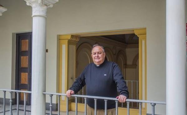 El delegado diocesano de Hermandades y Cofradías pronunciará el pregón de las glorias de Málaga el año que viene