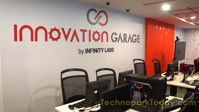 Infinity Labs UST Global Innovation hub