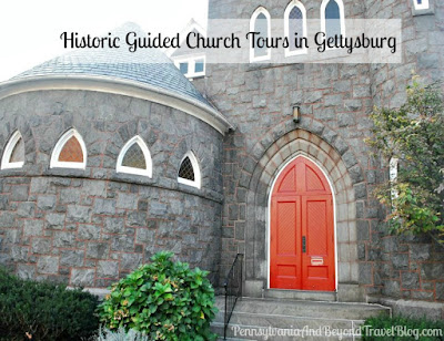 Historic Guided Church Tours in Gettysburg, Pennsylvania