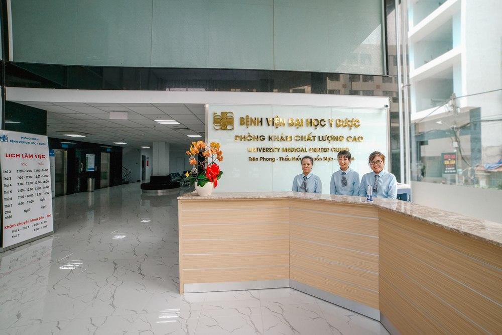 Giờ khám bệnh của tất cả các bệnh viện khu vực Tp.HCM