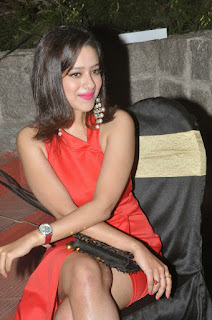 Actress Madalasa Sarma Latest Cute Spicy Pictures Gallery At Ramleela Movie Platinum Disc Function (12)