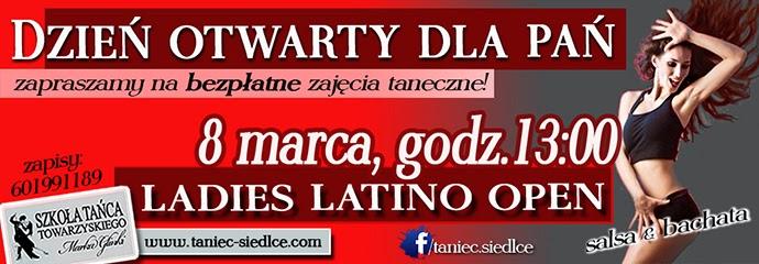 8 marca / ladies latino solo