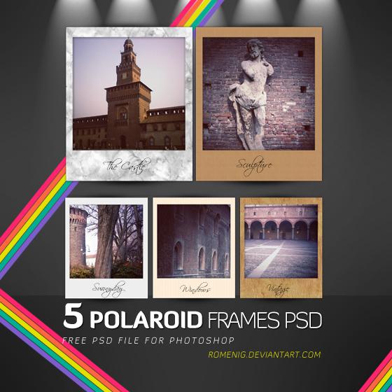 Mister Retro > Photoshop Filters > Retrographer |Old Polaroid Photoshop