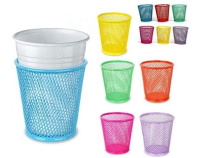 Per i bicchieri monouso sono indispensabili i portabiccheri