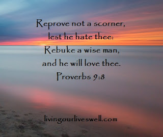 Proverbs 9 Scripture Pictures