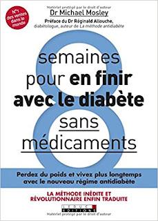 8 Semaines Pour En Finir Avec Le Diabète Sans Médicaments PDF