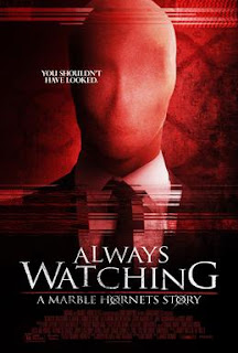 Sinopsis Film Always Watching: A Marble Hornets Story (2015)