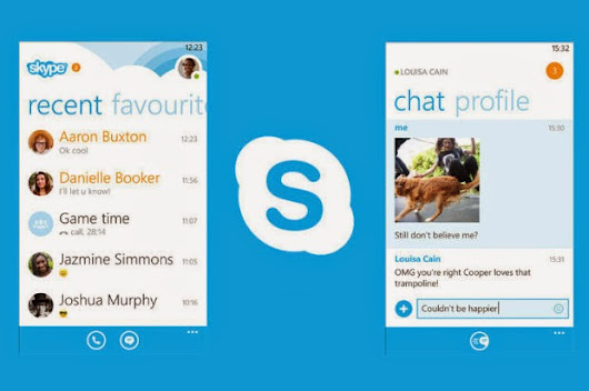 Skype 2.25 and Qik Fliks Come to Windows Phone