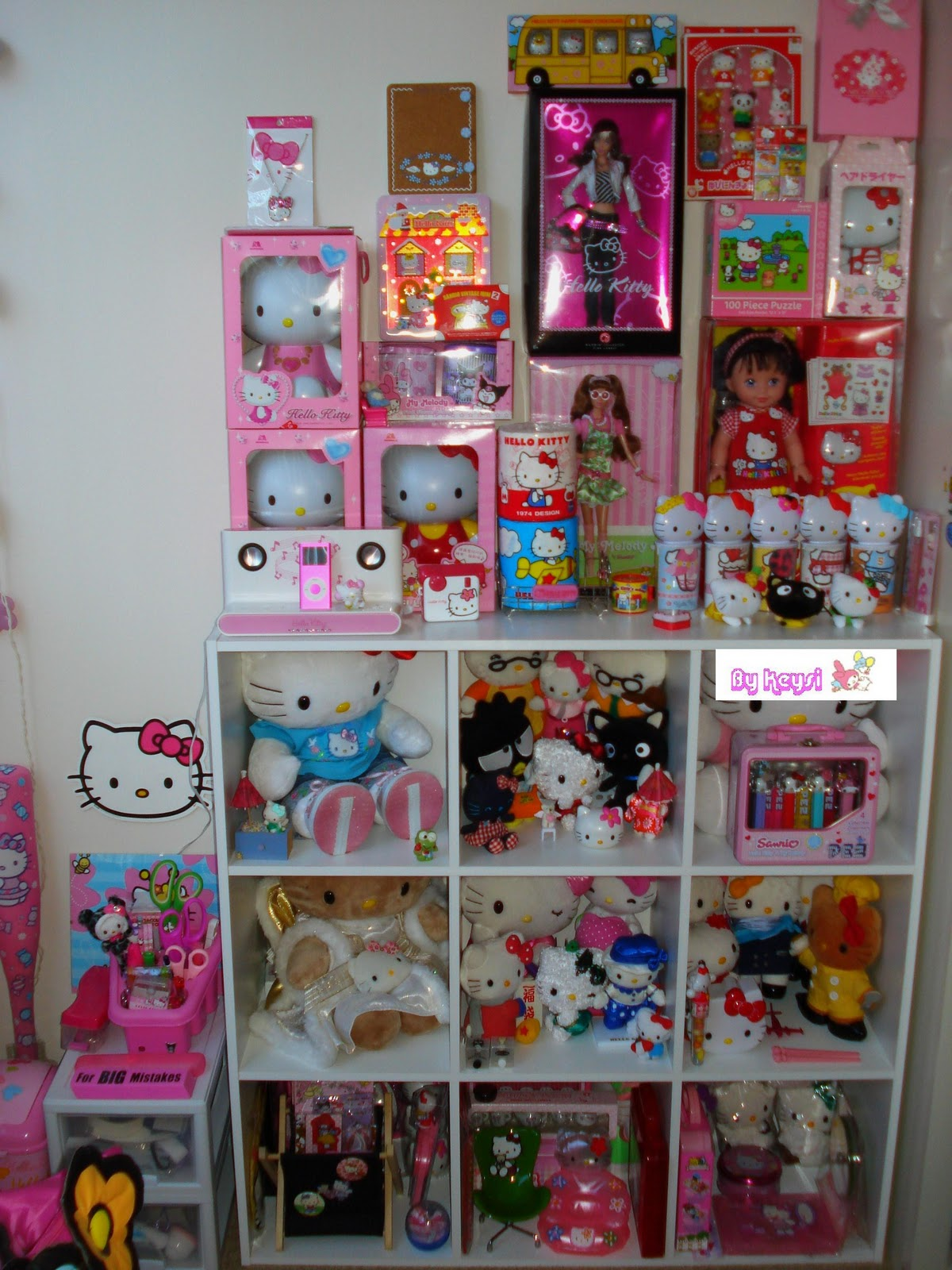 My Pink Hello Kitty World Hello Kitty Collection