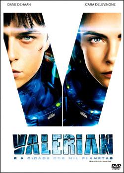 Baixar Valerian e a Cidade dos Mil Planetas Dublado Grátis