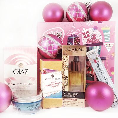 Pink Box Weihnachtsedition 2015