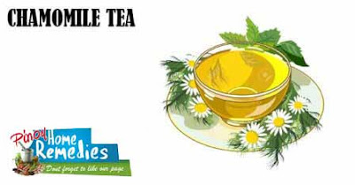 Home Remedies For Diarrhea: Chamomile Tea