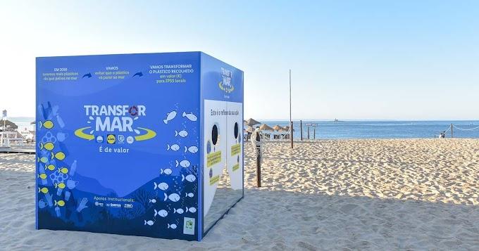 «Projeto TransforMARr» já chegou à Praia de Buarcos