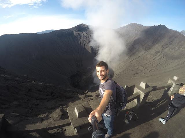 itinerario java volcanes
