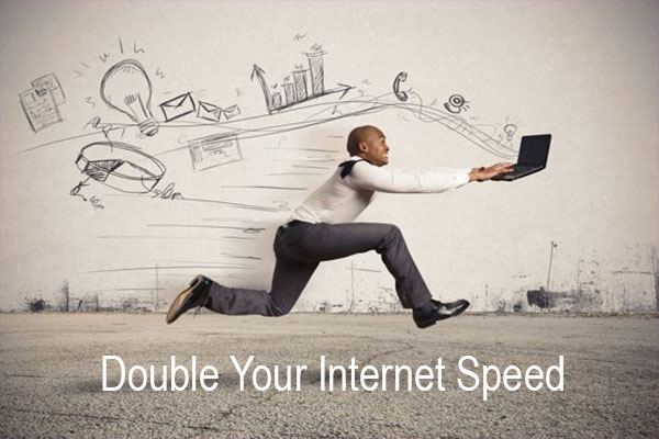 seepup your internet speed