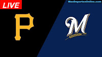 Piratas-de-Pittsburgh-vs-Cerveceros-de-Milwaukee
