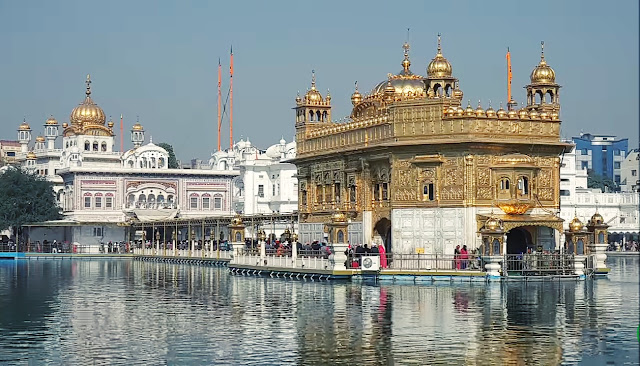 golden temple Facts.