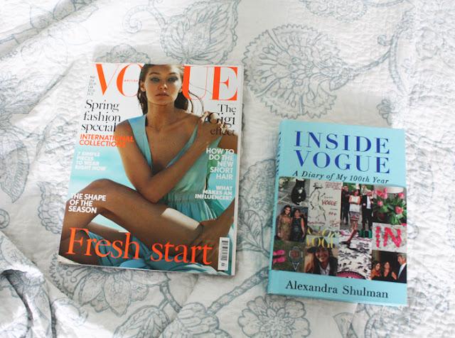 Inside Vogue x Alexandra Shulman