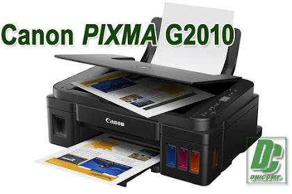 Driver Canon PIXMA G2010 series