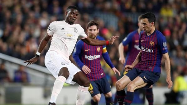 Liga Champions : Barcelona Lolos Ke Semifinal