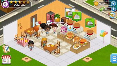 Download Cafeland - World Kitchen Mod Apk Langsung Dapat Unlimited Money