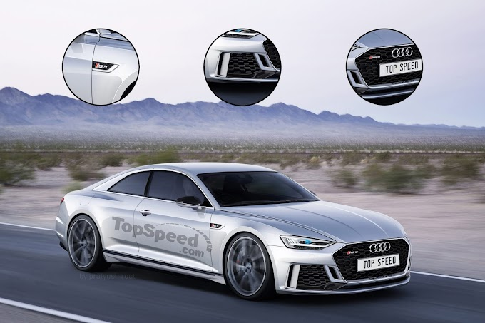 2019 Audi A9 Specification Reviews Price Images