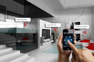 SMS based home automation