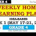 WEEK 1 GRADE 4 Weekly Home Learning Plan Q4