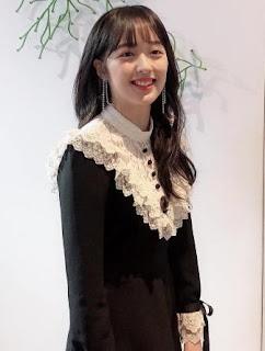 Foto Kim Bo-ra Model Bintang Iklan Korea Glow