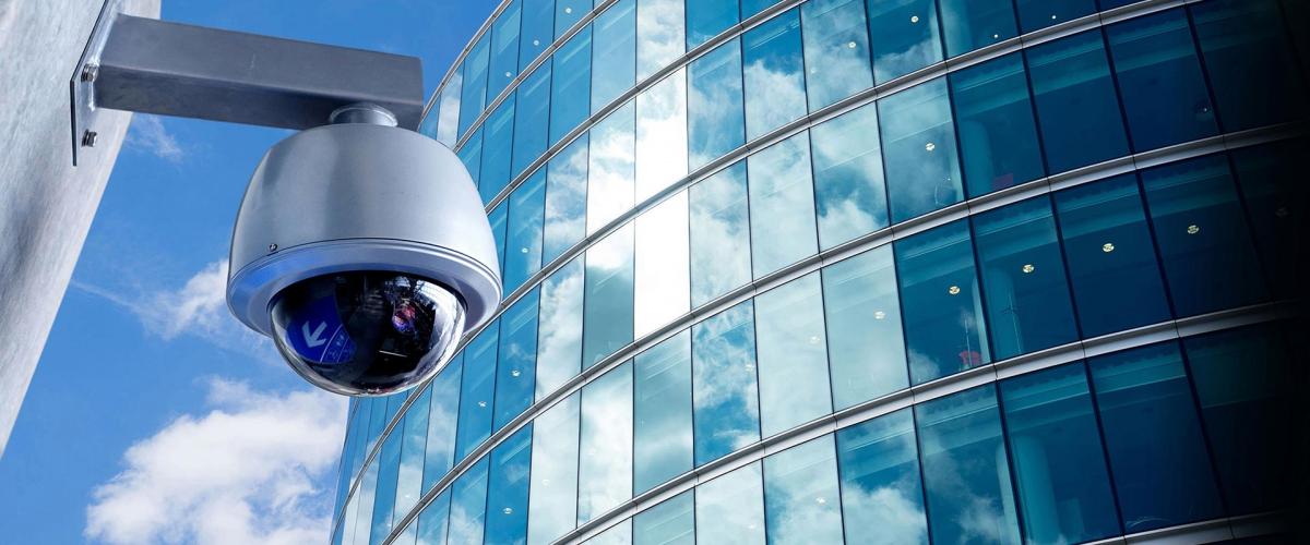 Hệ thống an ninh giám sát của Alphanam Luxury