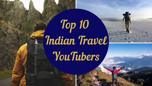 top travel vloggers india