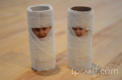 paper roll mummy craft tpcraft kid toilet paper roll mummies 5128