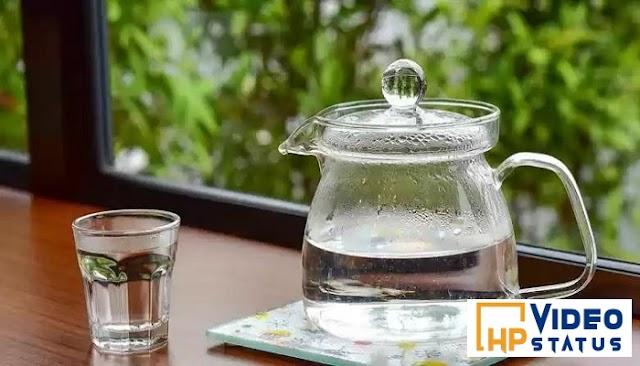 ગરમ પાણી પીવાના ફાયદાઓ - Health Tips
