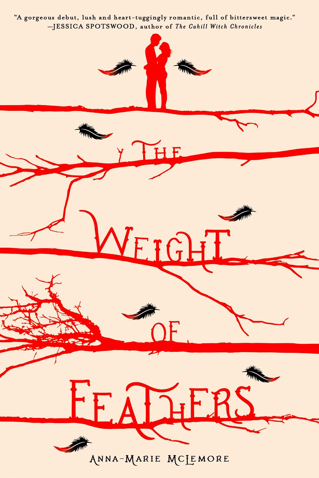 Book Review: The Weight of Feathers (Anna-Marie McLemore)