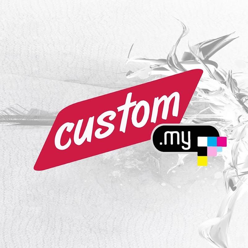 Custom.My - Design kan  Hadiah Istimewa Buat Tersayang