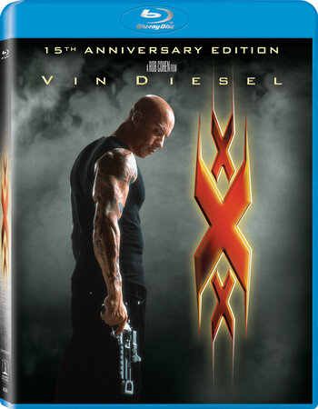 xXx (2002) Dual Audio Hindi 720p BluRay x264 1GB