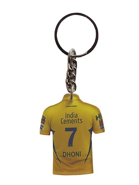 MS Dhoni Keychain
