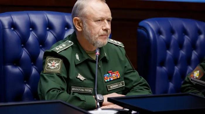 Ρώσος Υφυπουργός Άμυνας: «Η Νέα παγκόσμια τάξη σχηματίζεται μπροστά στα μάτια μας»