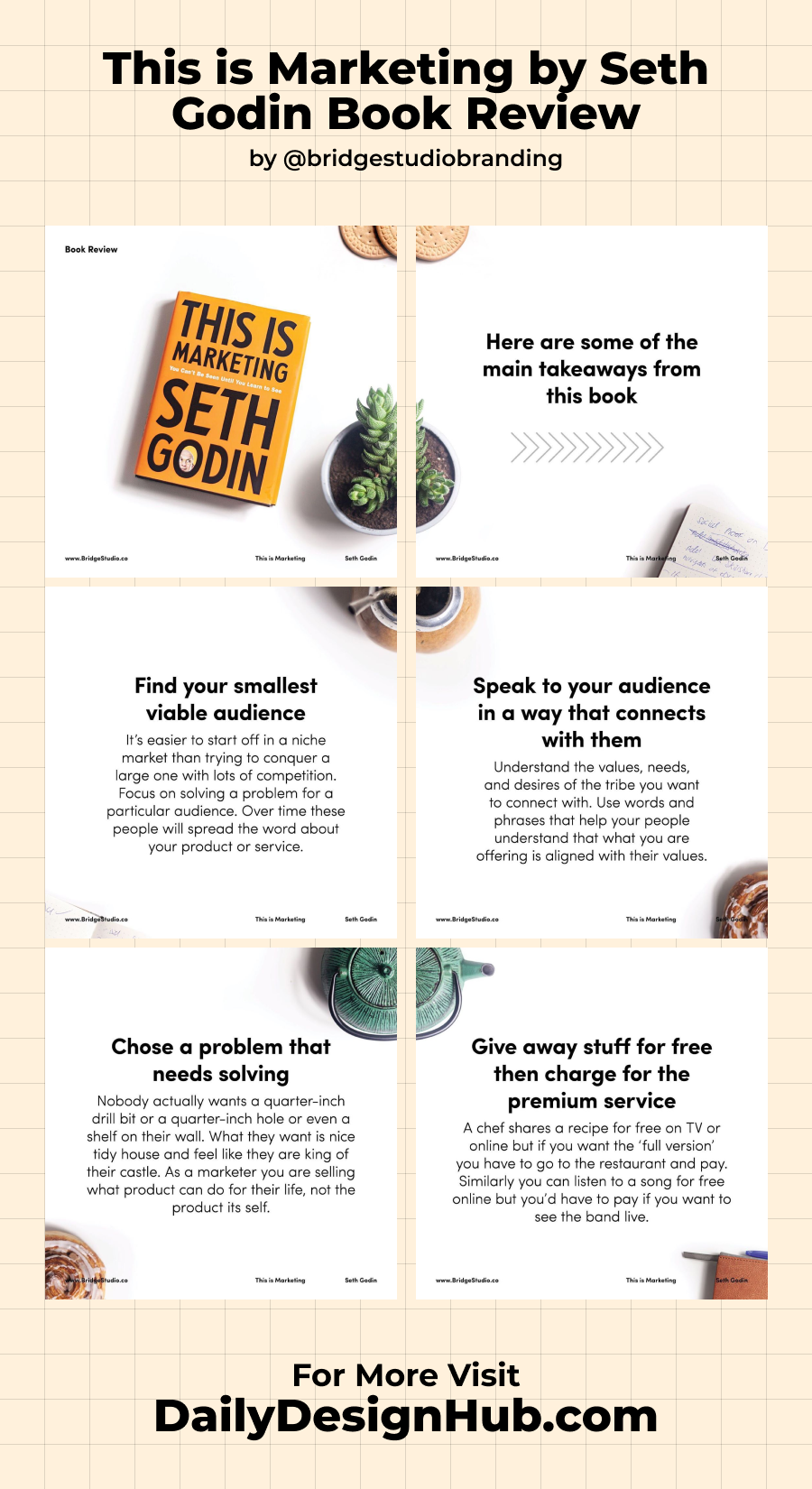 This is Marketing by Seth Godin Book Review