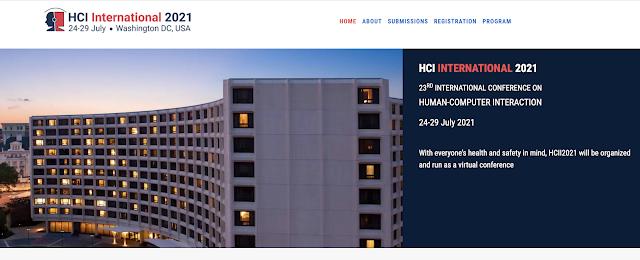 HCI International 2021