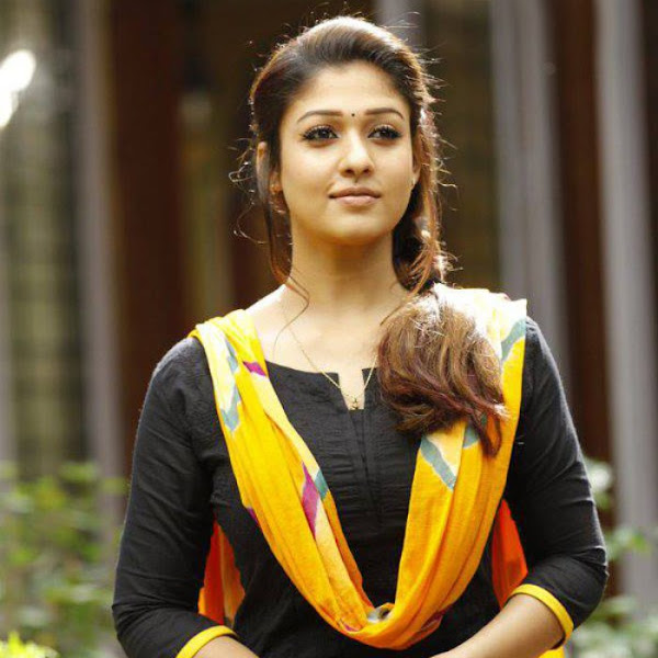 Nayanthara latest photos from Idhu Namma Aalu movie