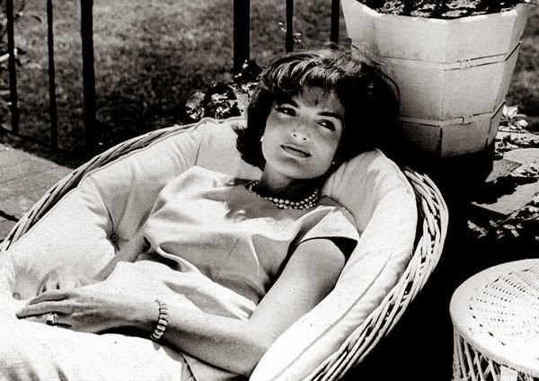 Love Story Jack and Jackie Kennedy {Cool Chic Style Fashion}