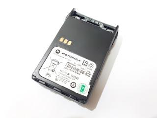 Baterai HT Motorola GP338+ GP338 Plus GP328+ GP328 Plus Tebal 1800mAh