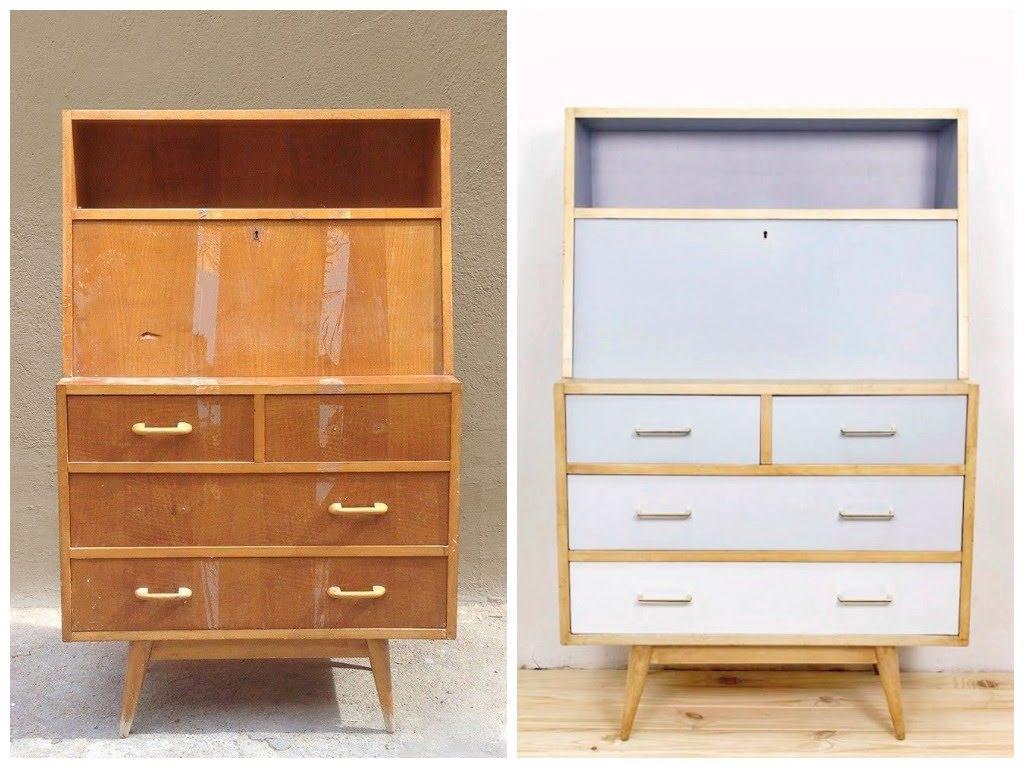 Antes y después - Secreter - Studio Alis