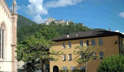 Dove mangiare e cosa vedere a Pergine Valsugana,in provincia di Trento