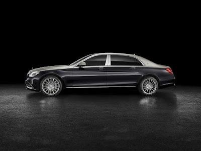 Nouvelle Mercedes-Maybach S-Class 2019 - Caractéristiques, Prix, Photos, Date de sortie