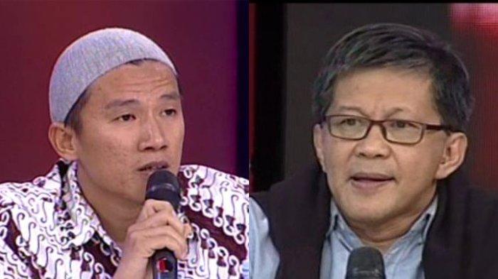 Kritik Ustadz Felix Siauw Terhadap Pemikiran Rocky Gerung dan Abu Janda